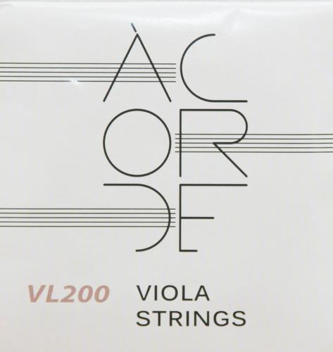 Encordado De Viola Marca A-corde. Set Completo Envío Gratis.