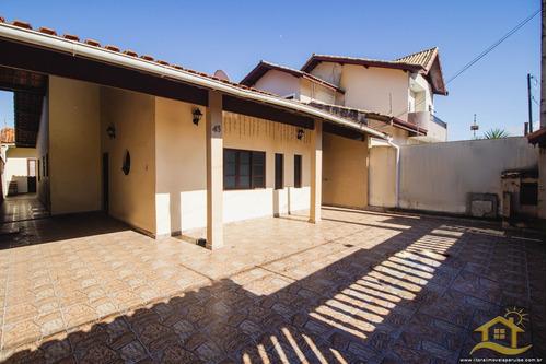 Imagem 1 de 14 de Casa No Bairro Jardim Peruíbe Em Peruíbe - 4921