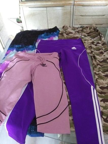 Combo 4 Pantalones Deportivo Casual Dama Todo Rebajas Enero