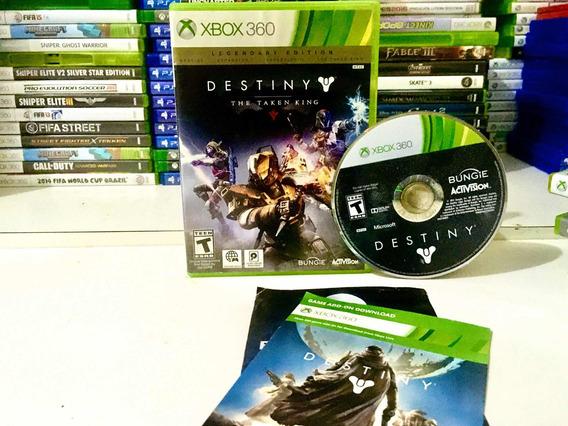 Destiny The Taken King Para Xbox 360