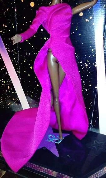 Fashion Royalty Vestido Fusha Adele Makeda The Faces