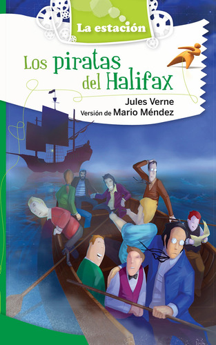 Imagen 1 de 1 de Los Piratas Del Halifax - Estación Mandioca -