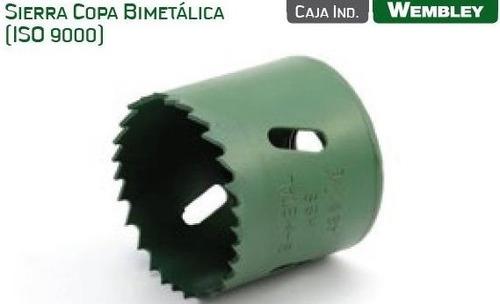 Imagen 1 de 1 de Sierra Copa Bimetalica 5745 Wembley Mecha Diametro 70mm