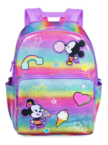 Mochila Minnie Marca Disney 100% Original !! 3