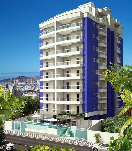 Imagem 1 de 11 de Apartamento, 2 Dorms Com 81.16 M² - Campo Da Aviacao - Praia Grande - Ref.: Gim6023241 - Gim6023241