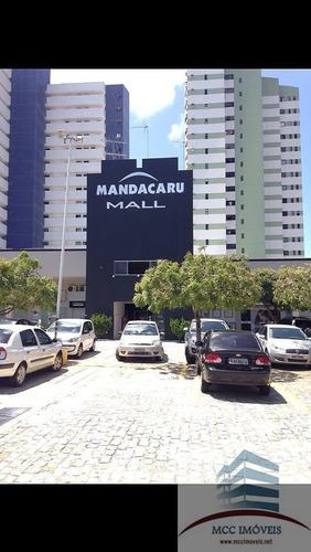 Imagem 1 de 18 de Loja A Venda No Mandacaru Mall Em Capim Macio