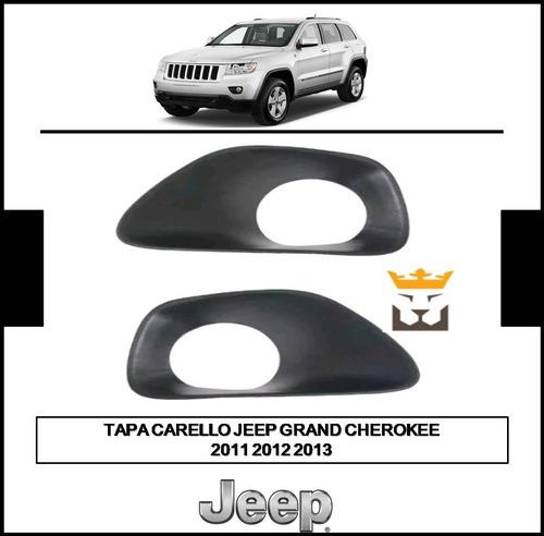 Tapa Carello Jeep Grand Cherokee 2011 2012 2013