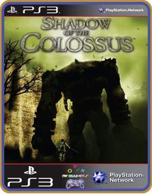 Jogo Ps3 Shadow Of The Colossus Psn Play 3 Mídia Digital