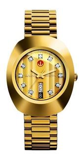 Rado Diasta R12413493 Automático Reloj Hombre 35mm