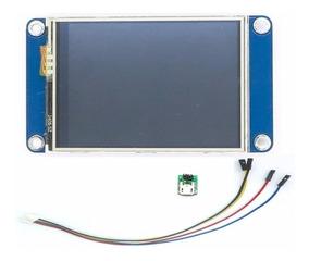Tela Lcd Nextion 3.5 Tft 480x320 Inglês Arduino