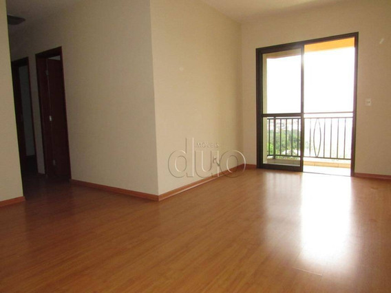 Apartamento Com 3 Dormitórios À Venda, 82 M² Por R$ 420.000,00 - São Dimas - Piracicaba/sp - Ap3345