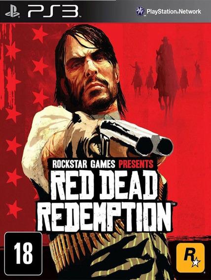 Red Dead Redemption + Undead Nightmare - Jogos Ps3 Original