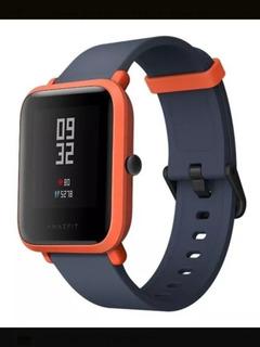 Relógio Amazfit Bip Xioami Com Gps Smartwatch