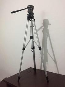 Tripé Câmera Profissional Alumínio