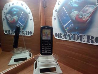 Nokia 6080b Negro Telcel -- Envío Gratis --