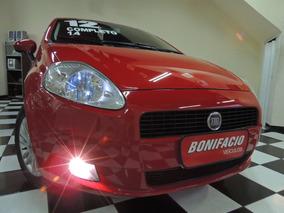 Fiat Punto Attractive 1.4 Itália Flex Completo 2012
