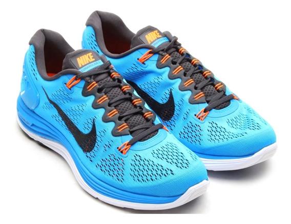 Tênis Nike Lunarglide Pegasus Azul Original