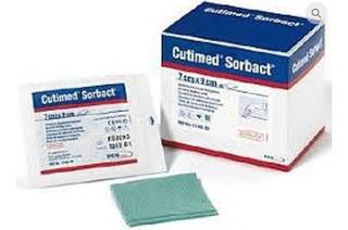 Cutimed Sorbact Rg - Parche/apósito Esteril 5cm X 200mm