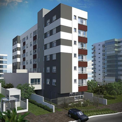 Imagem 1 de 2 de Apartamento Residencial Para Venda, São João, Porto Alegre - Ap2708. - Ap2708-inc