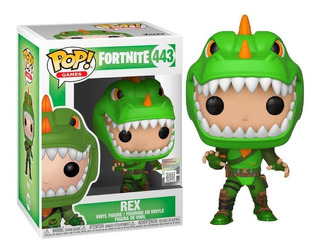 Funko Pop Fortnite: Battle Royale - Rex Epic Games