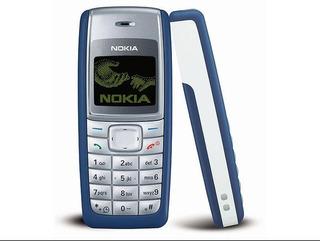 Nokia 1110 Novo Preto Desb. Gsm Frete Gratis-pronta Entrega