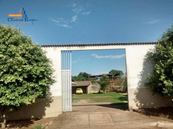 Galpão À Venda, 800 M² Por R$ 1.500.000 - Jardim Das Américas 2ª Etapa - Anápolis/go - Ga0004
