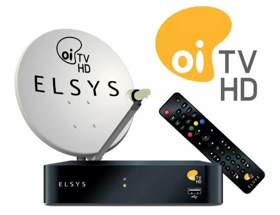 Kit Oi Tv Livre Completo