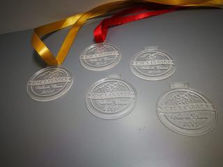 Medallas Deportivas Acrílico