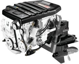 Motor Mercury Mercruiser Qsd - 170hp - Dts - Bravo3