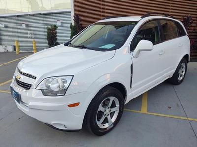 Chevrolet Captiva 3.0 Sfi Awd V6 24v Automática 2011