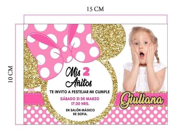 Tarjeta De Invitaciones X 45un - Cualquier Evento / Motivo!