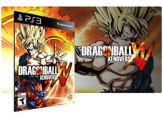 Dragonball Xenoverse Ps3 Jogo Play 3 Em Oferta Comprar