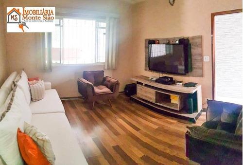 Casa Com 2 Dormitórios À Venda Por R$ 387.000,00 - Jardim Adriana - Guarulhos/sp - Ca0321