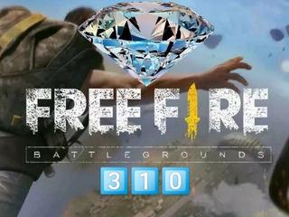 Free Fire 310 Diamantes + 31 (341 Diamantes) De Regalo!!