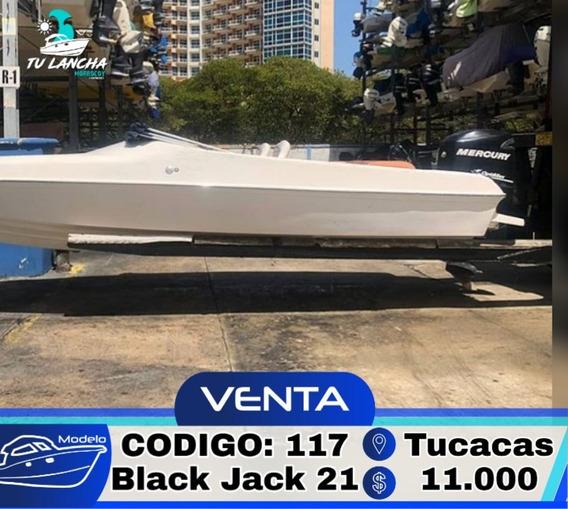 Lanchas Black Jack 21