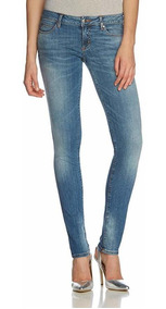 Calça Tommy Hilfiger Jeans Milan Skinny Dundee