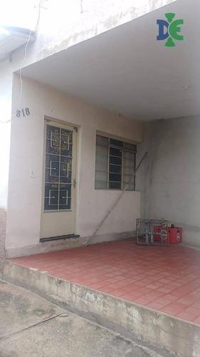 Conjunto Ponto Comercial E Duas Casas À Venda, 287 M² Por R$ 350.000 - Pt0022
