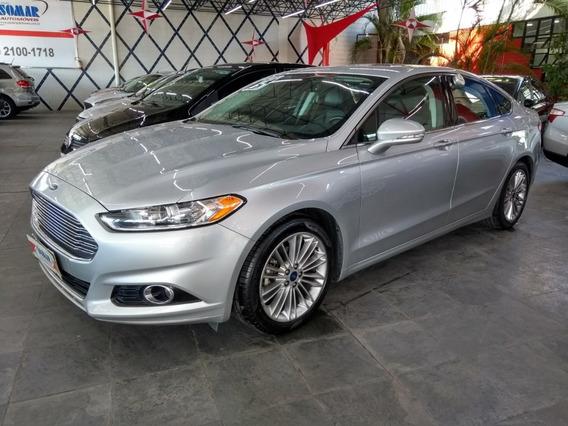 Ford Fusion 2.0 Titanium 16v 4p Automático Sem Entrada Uber