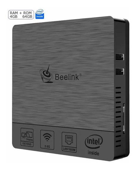 Beelink Bt3 Pro Mini Pc Intel Windows 10 4gb Ram 64gb