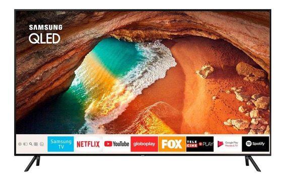 Smart Tv 4k Samsung Qled 49 Uhd Wifi Bluetooth® - Qn49q60ra