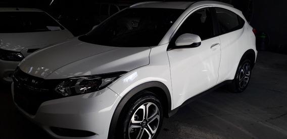 Hr-v Ex Cvt - 2017 - Branco - Flex - Taxi À Venda Com Alvará
