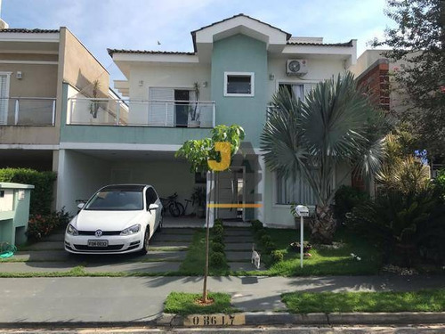 Casa Em Condomínio Ibiti Royal Park- Sorocaba - Ca12976