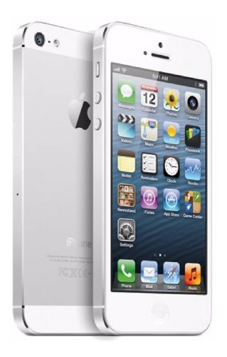 Celular Apple iPhone 5s 32gb Gray - Silver Refurbished