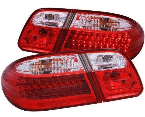 Anzo Usa 321114 Mercedesbenz Redclear G2 Led Conjunto De Luc