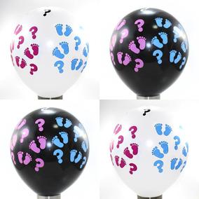 40 Unidades - Balão Chá De Revelação - Escolha O Desenho