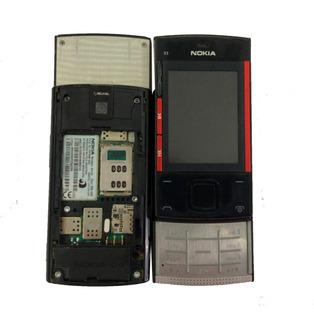 Lote C/ 25 Celulares Nokia X3 No Estado