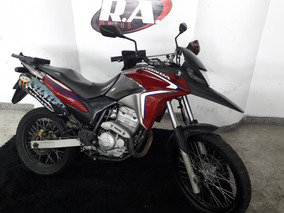 Honda Xre 300 - Cinza