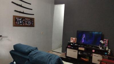 Casa Sobreposta Baixa 2 Dormitório Quarentenário São Vicente