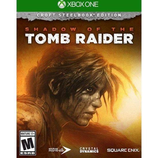 Shadow Of The Tomb Raider Croft Steelbook Edition - Msi