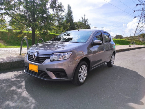 Renault Sandero Life 2020